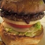エーエス クラシックス ダイナー KOMAZAWA - ランチのハンバーガー