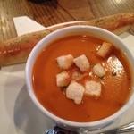 Shooters - パンを浸して本格的な濃厚スープ、ヤバすぎる美味しすぎる!