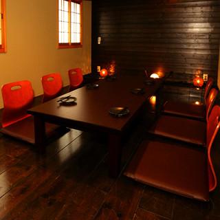 ご宴会に最適なVIPな完全個室もございます♪
