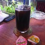 近藤熱帯魚店 - アイスコーヒー 500円