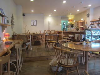 TEA ROOM Yuki Usagi - 店内