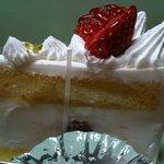 くりーむ - ショートケーキ