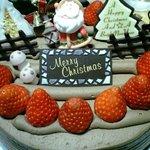 PATISSERIE Bien Sur - メリークリスマス