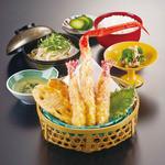 天ぷら膳(全5品)