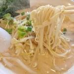 28984143 - 極細の博多麺!
