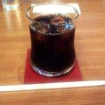 灯 - アイスコーヒー(モーニング)