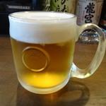 ちゃ味道楽 - 生ビールはハートランド