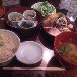 郷土料理くらわんか - くらわんか弁当¥980 全景