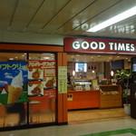 グッドタイムズ・カフェ - JR仙台駅新幹線改札内