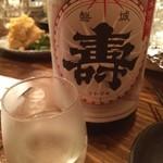 28986644 - 福島浪江のお酒、旨し。
