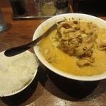 中華 珍来麺工房 - ・「肉みそラーメン(\680)」+「一口ライス(\0)」