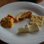 ガーデンラウンジ - チーズ