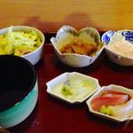 28989464 - サラダ・小鉢・薬味・デザート等