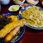28989469 - 天丼&蕎麦