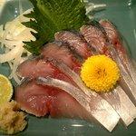 2899335 - 脂ののった鯖のお刺身