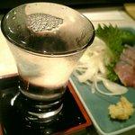 2899336 - 日本酒(たぶん八海山)