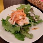 ワイン食堂オレッキオ - サラダ(ランチのセット)