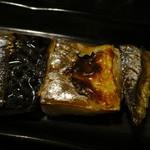 西乃屋 - 鯖の塩焼き
