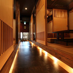 The四季處 飛来 - ドアを外してお部屋を広く使うこともできます。