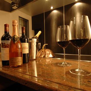 こだわりの輸入ワイン
