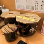 博多一幸舎 - 辛子高菜