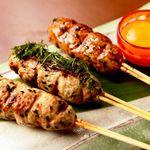 千鶏 - 料理写真:つくね