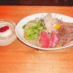 神戸ラーメン 第一旭 - イタリアンな油麺