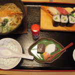 Uohachizushi - 魚八定食