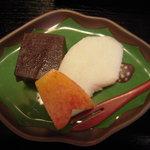 Uohachizushi - 魚八定食のデザート
