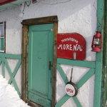モレーナ - 入り口です