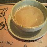 薬膳スープカレー・シャナイア - ホットチャイ