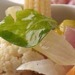 銀座酒房 六角 - 野菜のピクルス