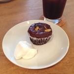 SLOPE - チョコ感たっぷりの柔らかガトーショコラ