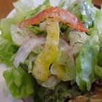 シードリング キッチン - 野菜サラダ