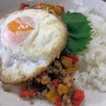 ハーモニー - タイ風家庭料理 「ガパオ」ランチ