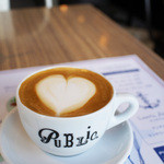 PUBLIC.COFFEE&BAR - カプチーノ