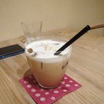 mag - 娘のアイス・カフェラテ