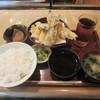 冨士家 - 料理写真:天ぷら定食