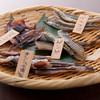 炙りや 幸蔵 - 料理写真:干物5種盛り合せ