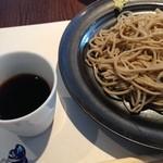 蕎麦YUKI - 蕎麦YUKIの十割そば(14.07)