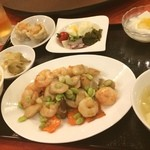 中国料理 白楽天 - リニューアルした「白楽天」でランチ!ボリューム満点で大満足です^_^
