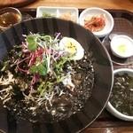 SHU - 野菜ビビン冷麺