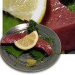 くるま焼肉店 - 料理写真:ハート刺し