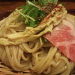 29013786 - 麺は、棣鄂製麺の太麺