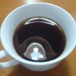 八重山鍾乳洞 - 料理写真:サービスしてもらったコーヒー。