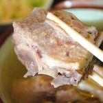 まんぷく食堂 - これがアヒルの肉ですか〜(〃ω〃)