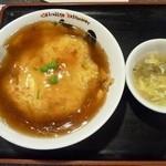 上海園 - 天津丼 700円