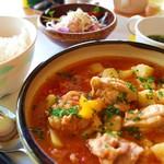 OIC食堂 - 料理写真:ランチB