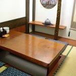 札幌かに本家 - 掘りごたつ個室 4名席