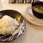トゥクトゥク - 野菜カレー